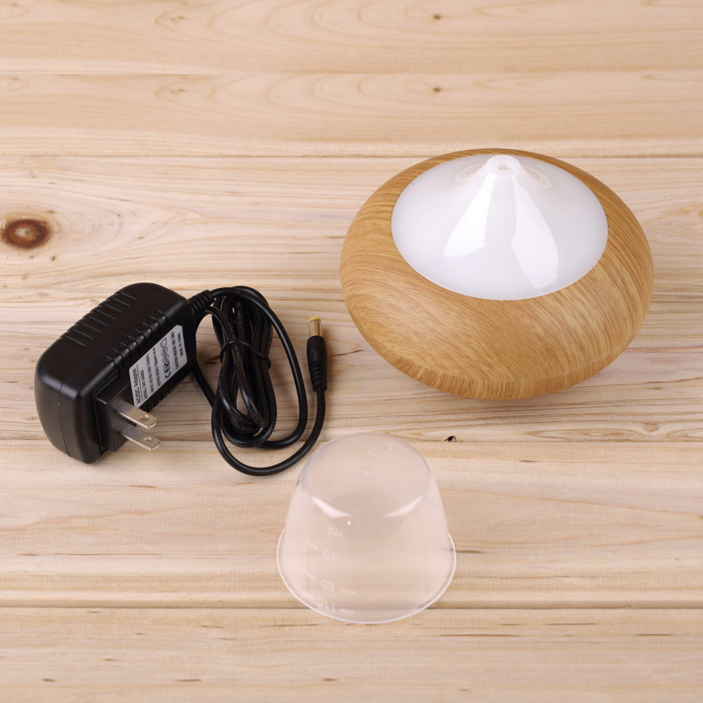 Light Ultrasonic Ion Humidifier Aroma Oil Diffuser