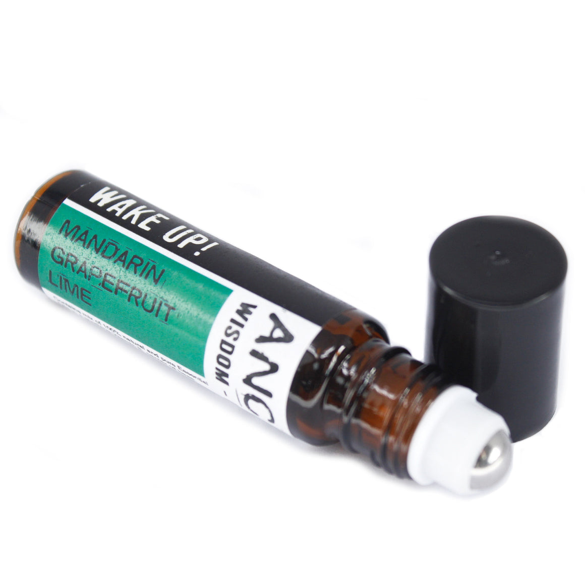 10ml Roll On Essential Oil Blend - Wake Up!