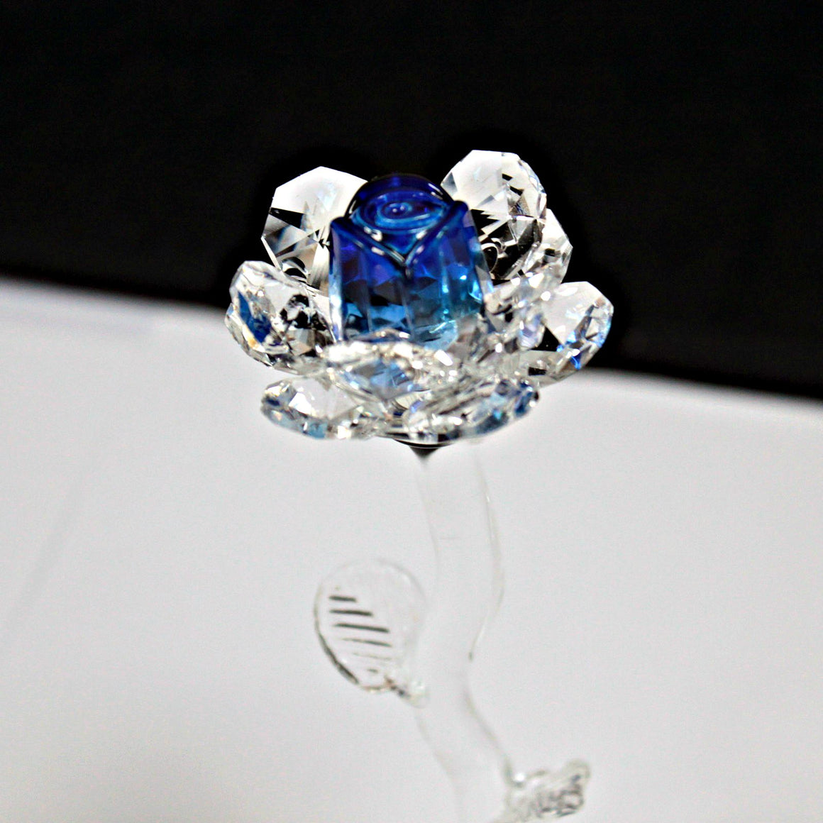 Star Crystal Rose - Blue