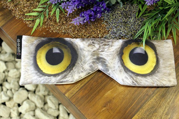 Eye Pillow - Owl