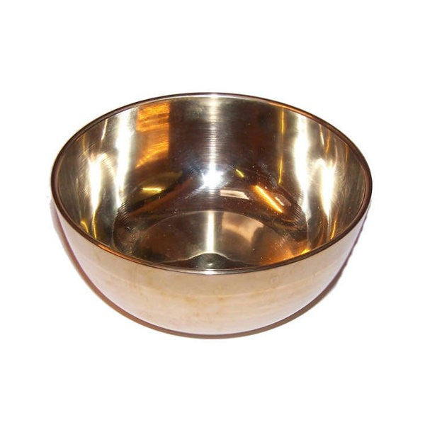 Brass Sing Bowl - Medium