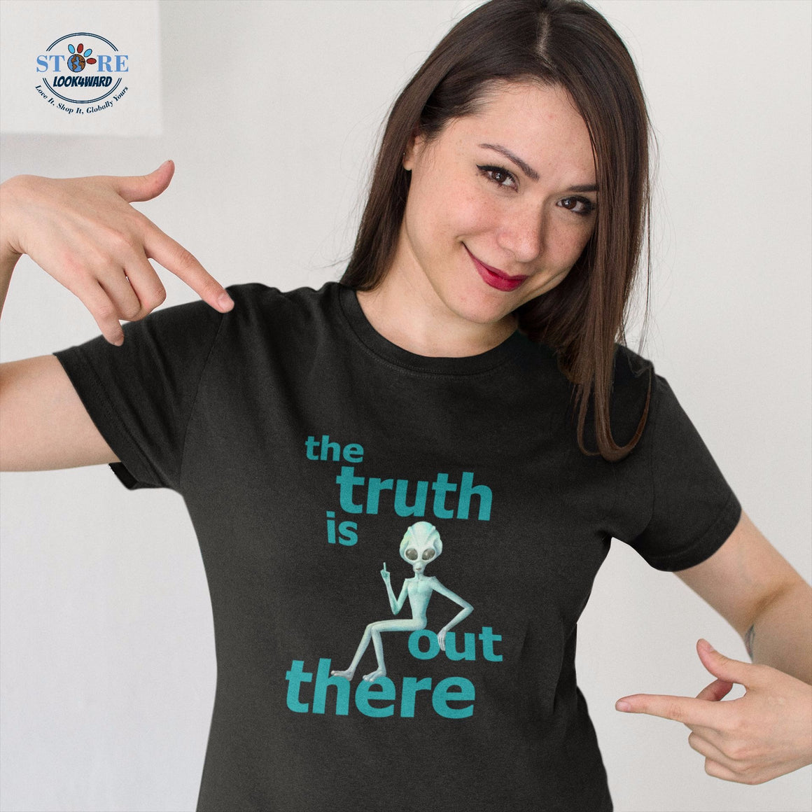 'The Truth Is Out There' Unisex T-shirt