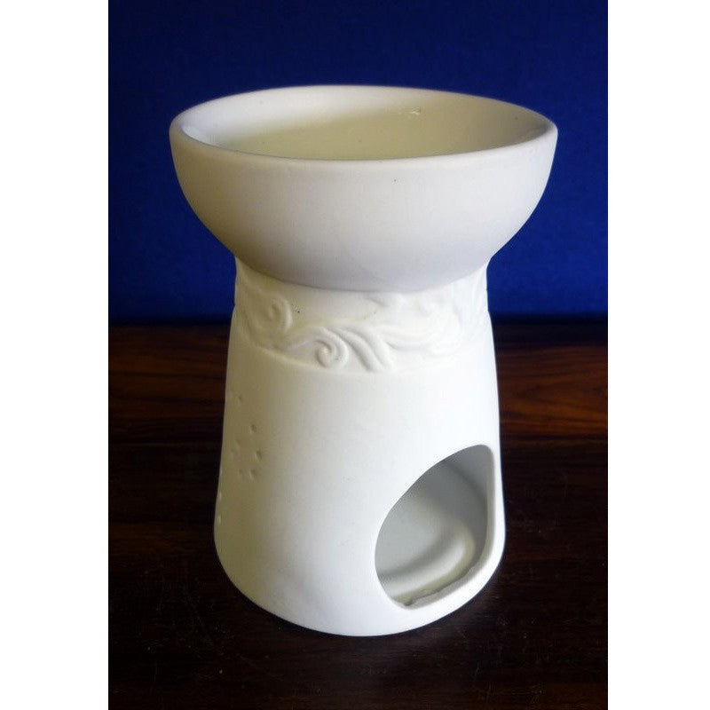 White China Oil Burner Classic
