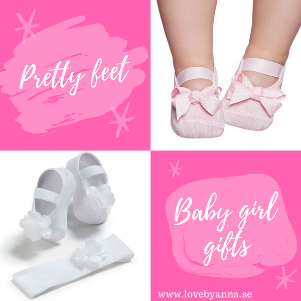 Pretty feet – socks and shoes for lovely little toes