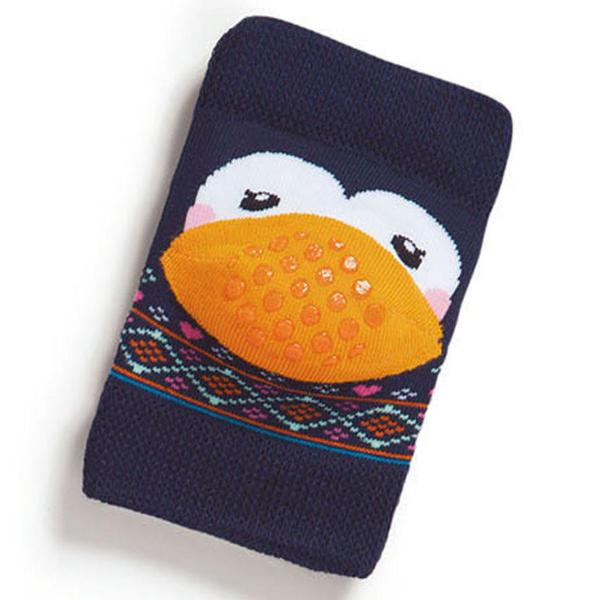Baby knee pads, little duck