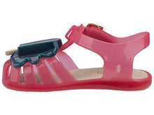 Mini Melissa Aranha VIII BB - Pink/Green