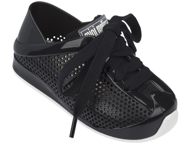 Mini Melissa Love System BB Sneakers - Black
