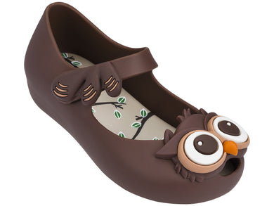 Mini Melissa Ultragirl V BB - Brown