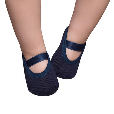 Basic baby ballerinas, Navy