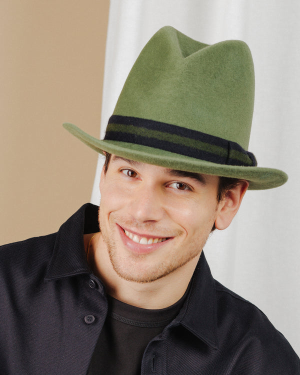 men wear sage-green