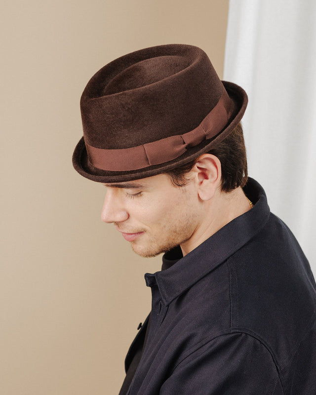 men wear brown