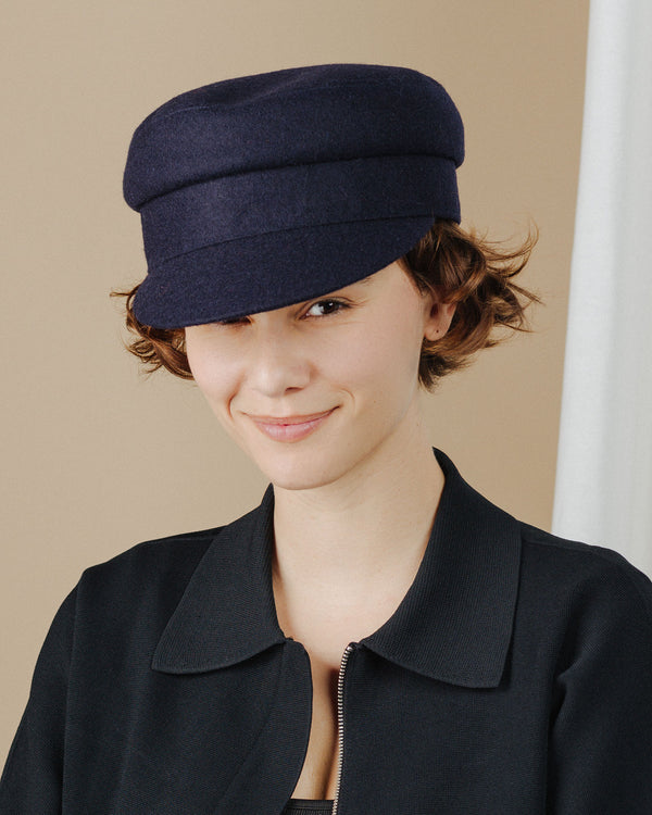 women wear navy