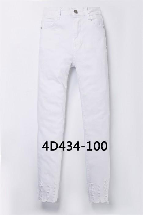 Jeans 434 White