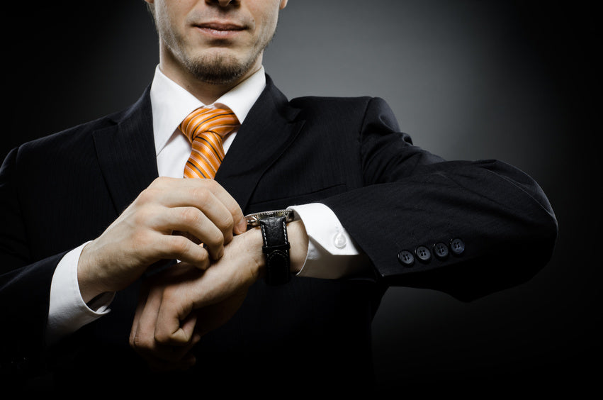 Benefits of Wearing Wrist Watch