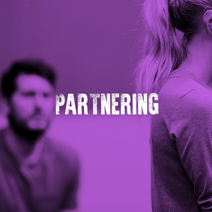 BE MORE BARD: Partnering