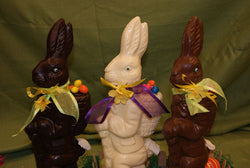 Giant Chocolate Rabbit