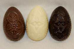 Chocolate Egg Halves