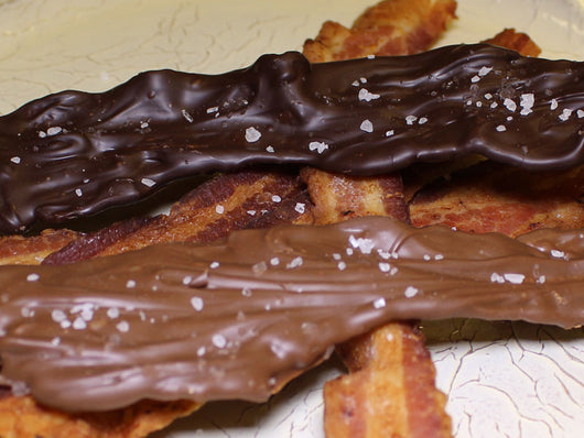 Choc. Covered Bacon