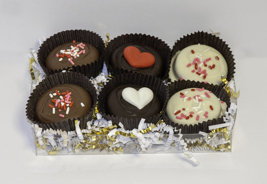 Valentine Oreo Pack (3,6 or 12)