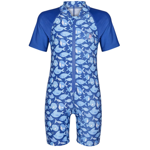 Baby Boy Swimming Costume & Swimsuit UPF50+