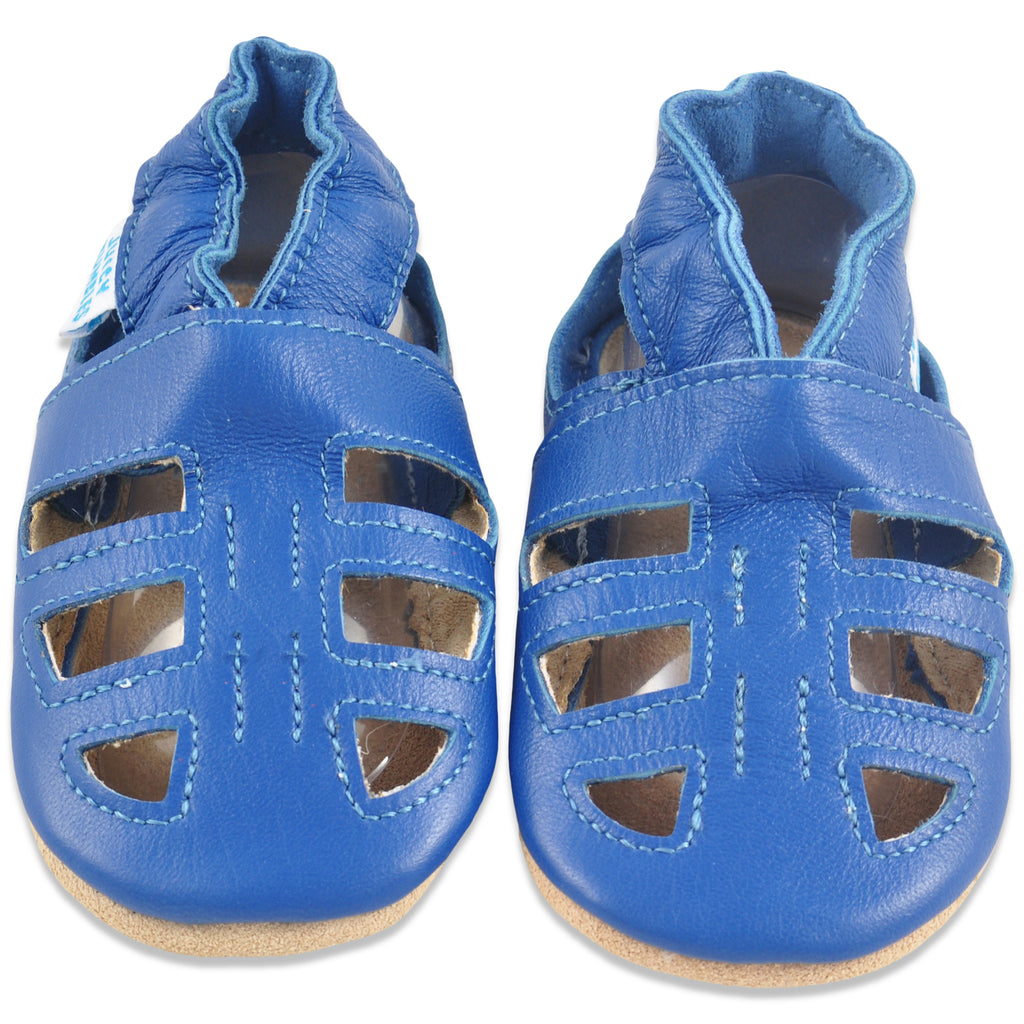 Baby Sandals Blue T-Bar