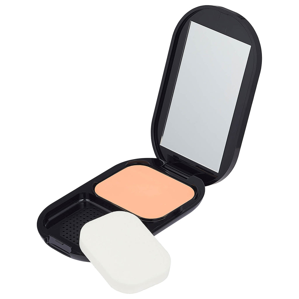BASE COMPACTA MAX FACTOR FACEFINITY #035 PEARL BEIGE en Beauty Supply