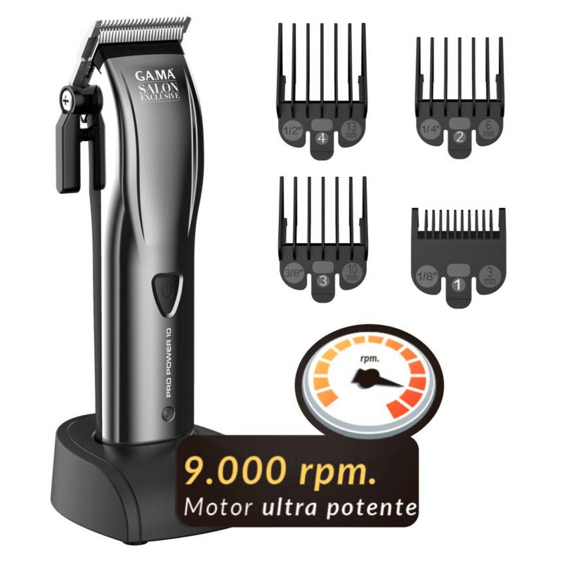 CORTA PELO CLIPPER GA.MA PRO POWER 10