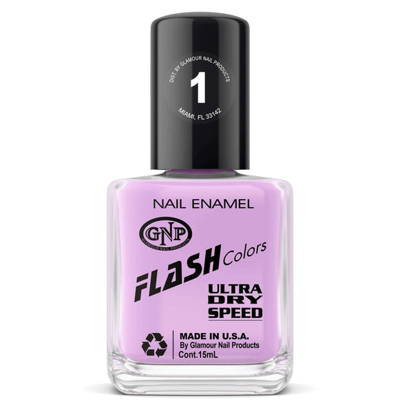 GNP Esmalte de Uñas 15ML Esmalte FLASH Colors de GNP 15ML Nro.1
