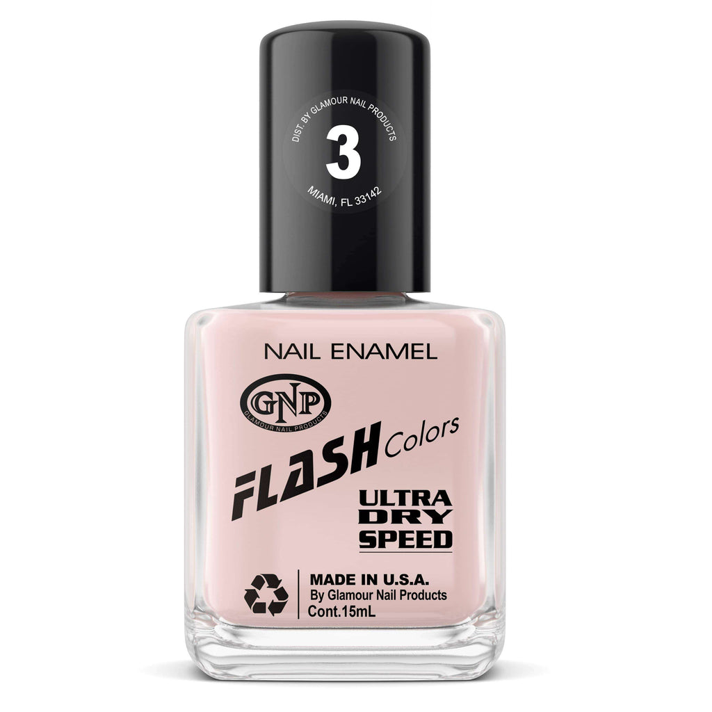 Esmalte FLASH Colors de GNP 15ML Nro.3 en Beauty Supply