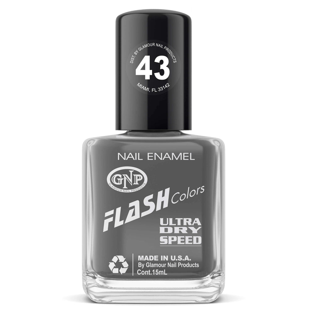 Esmalte FLASH Colors de GNP 15ML Nro.43 Esmalte de Uñas GNP 15ML
