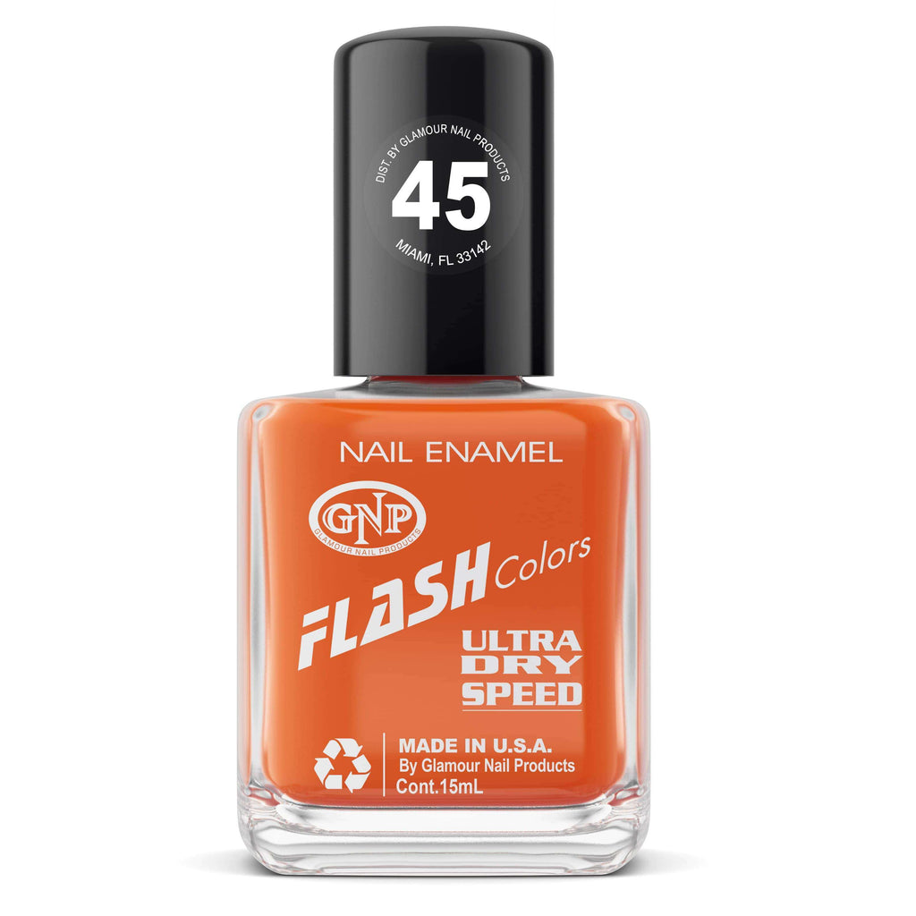 GNP Esmalte de Uñas 15ML Esmalte FLASH Colors de GNP 15ML Nro.45