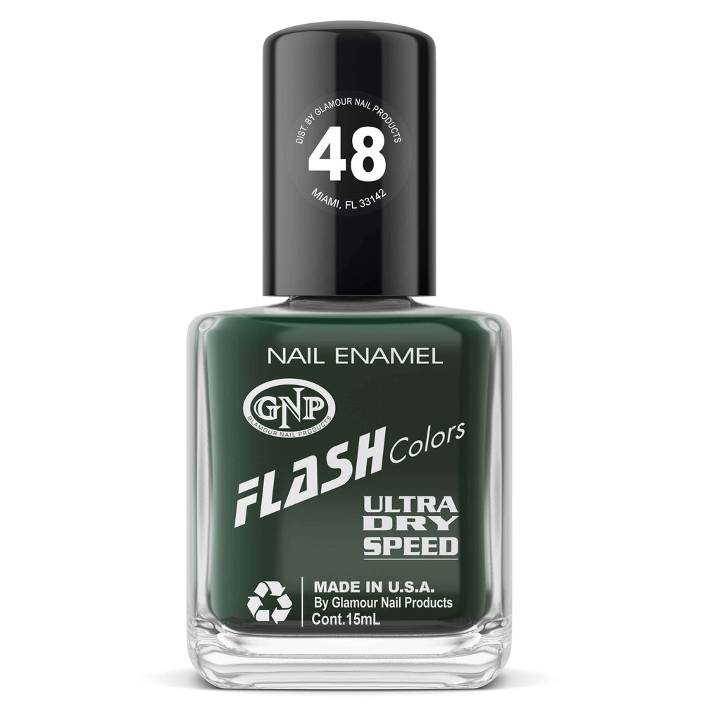 GNP Esmalte de Uñas 15ML Esmalte FLASH Colors de GNP 15ML Nro.48