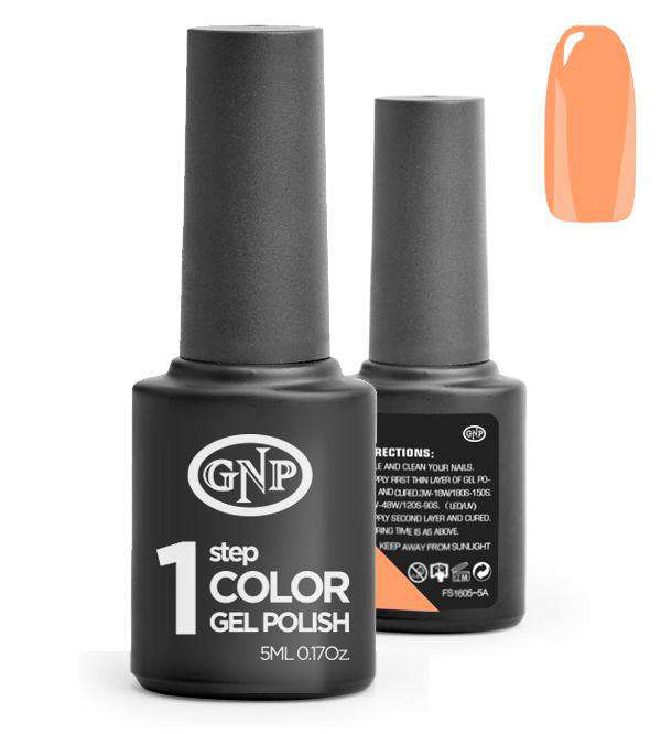Esmalte Permanente en Gel GNP de un solo paso! #425 Zircón en Beauty Supply
