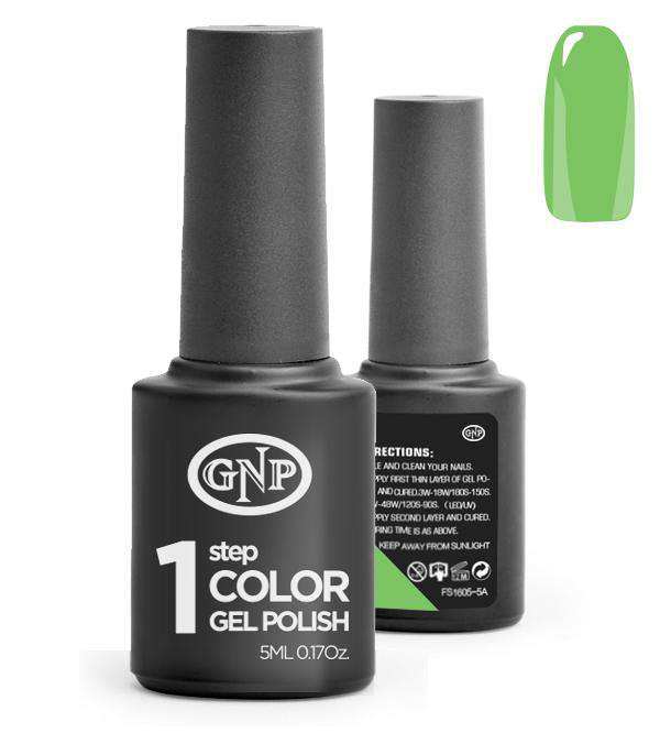 Esmalte Permanente en Gel GNP de un solo paso! #430 Apple