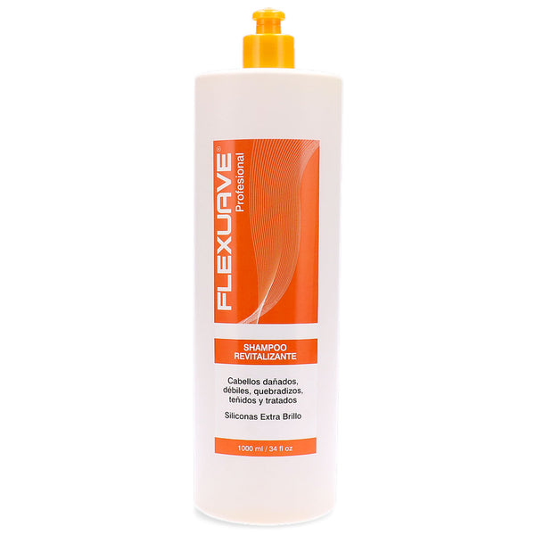 Shampoo Revitalizante Flexuave 1lt en Beauty Supply