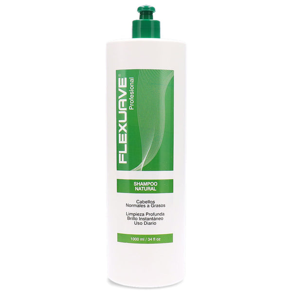Shampoo Natural Flexuave 1lt