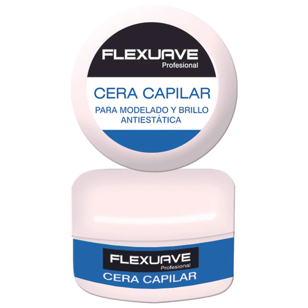 Cera capilar Flexuave 50gr en Beauty Supply