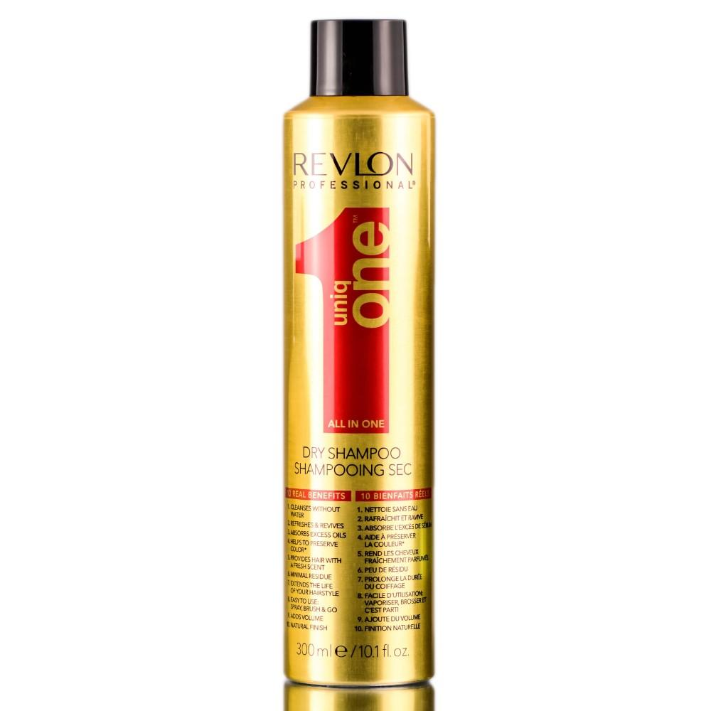DRY SHAMPOO UNIQ ONE REVLON 300ML en Beauty Supply