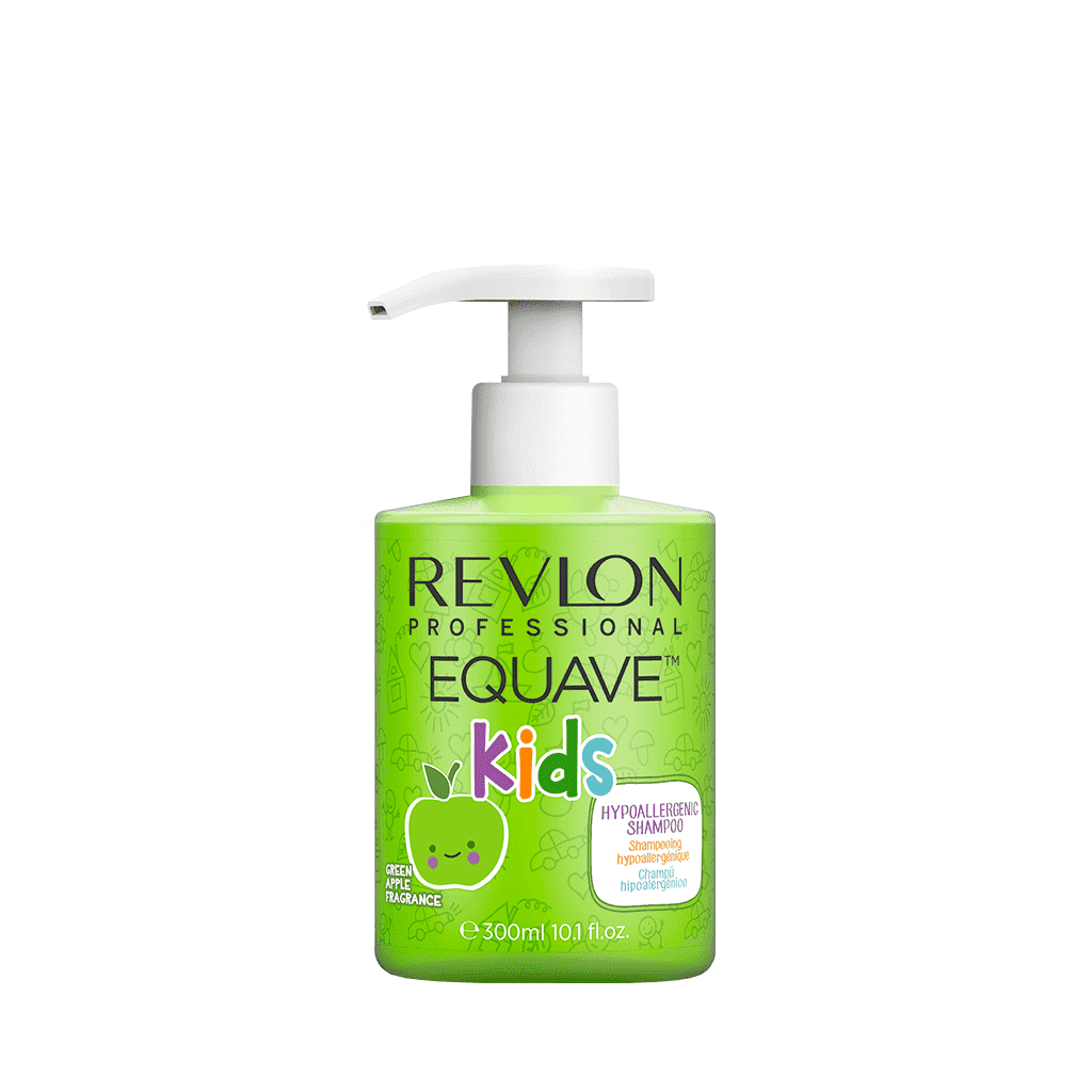 SHAMPOO REVLON EQUAVE KIDS APPLE 300ML