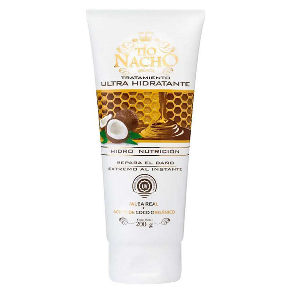 Tratamiento Tío Nacho Ultrahidratante COCO 200ml en Beauty Supply