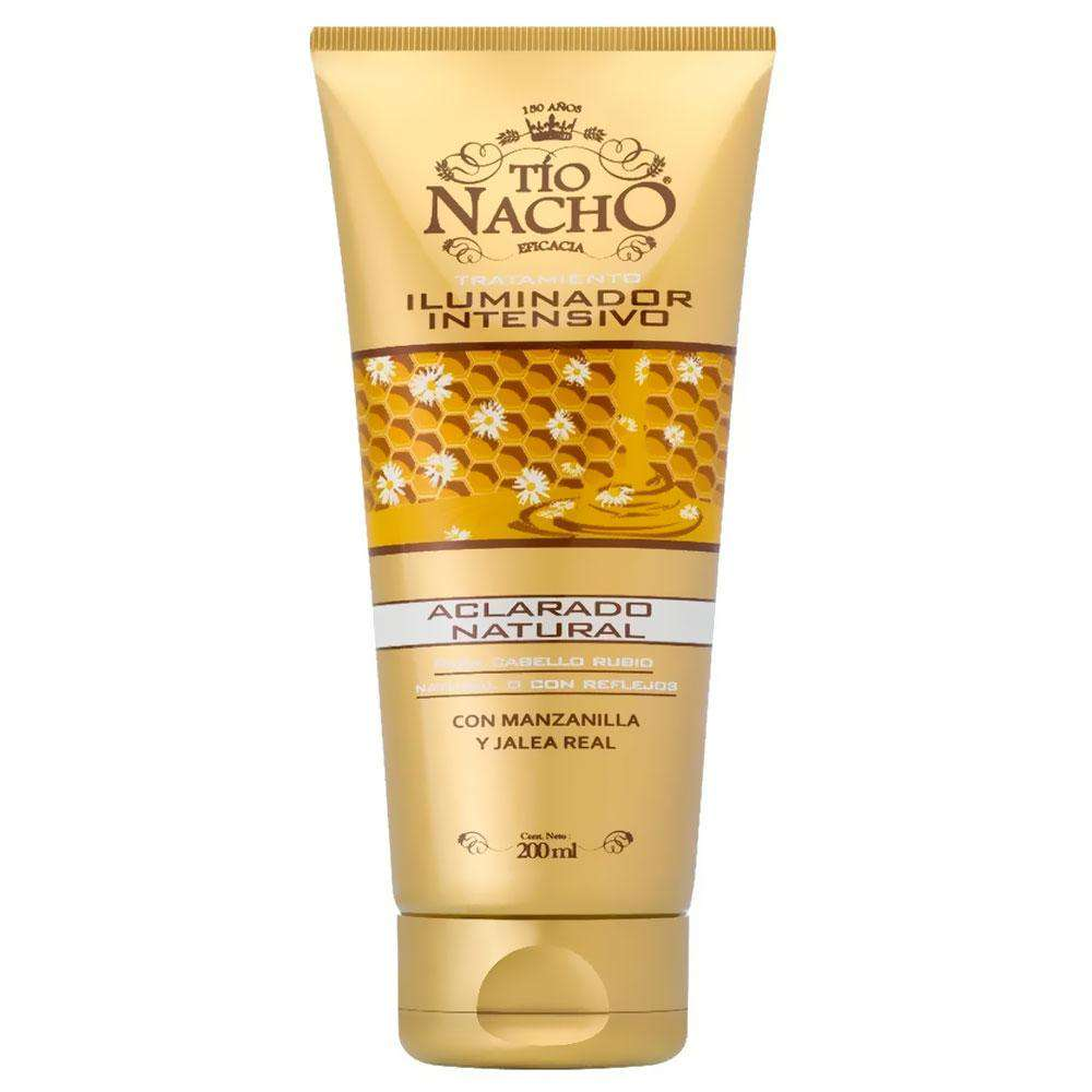 Tratamiento Tío Nacho Iluminador Intensivo 200ml en Beauty Supply