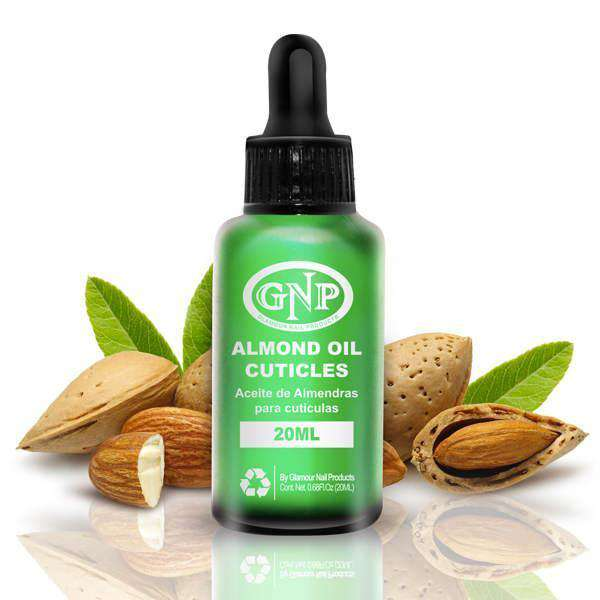 Aceite De Cutículas Gnp Almond Oil 20ml en Beauty Supply