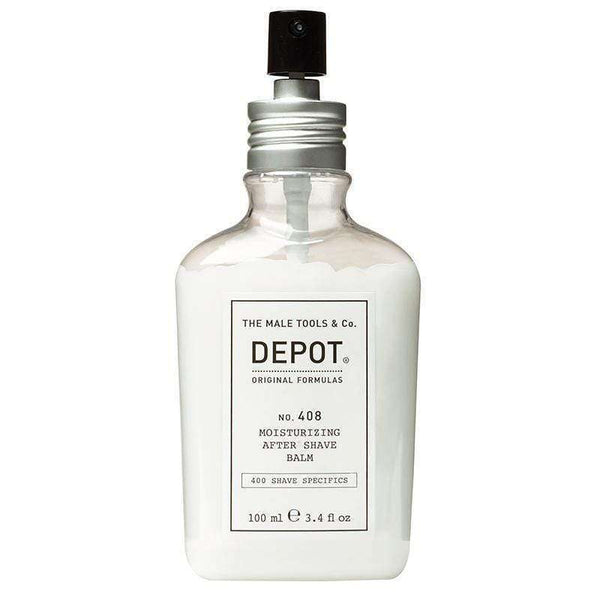 Bálsamo Aftershave Depot no.408 100ML Hidratante After en Beauty Supply