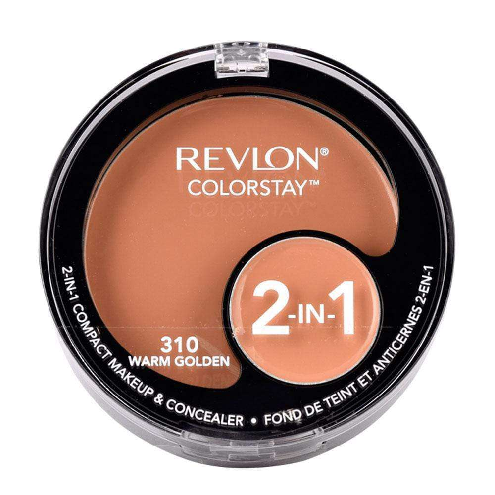Base y Corrector Revlon Colorstay 2 In 1 Warm go en Beauty Supply