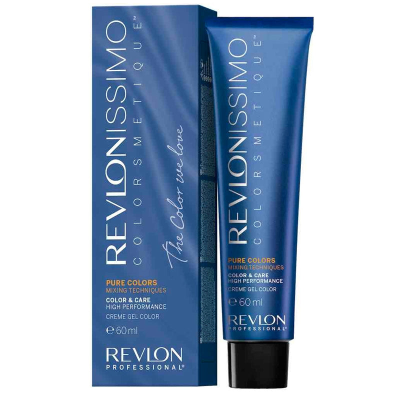 Pomo de Tinta REVLON Revlonissimo Colorsmetique Pure 60ML