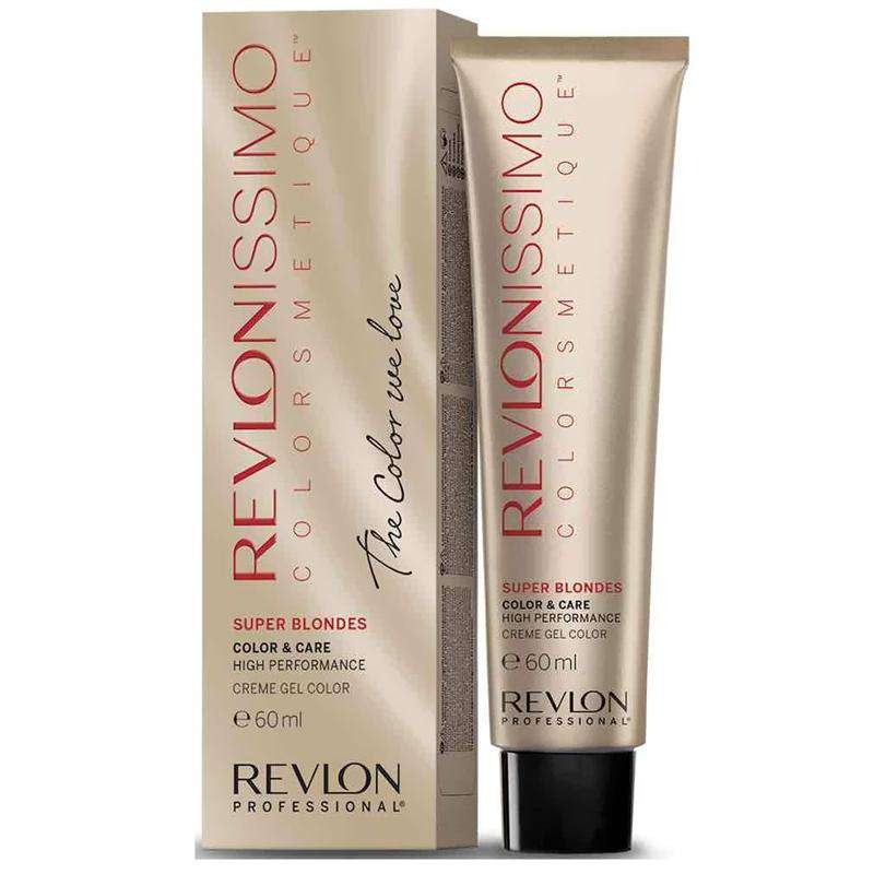 Pomo de Tinta REVLON Revlonissimo Colorsmetique Super Blondes 60ML
