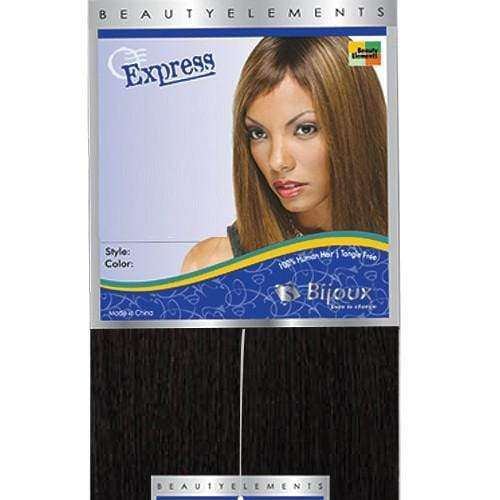AMINCO Group Cortina Cabello Natural Bijoux Express Nro.1