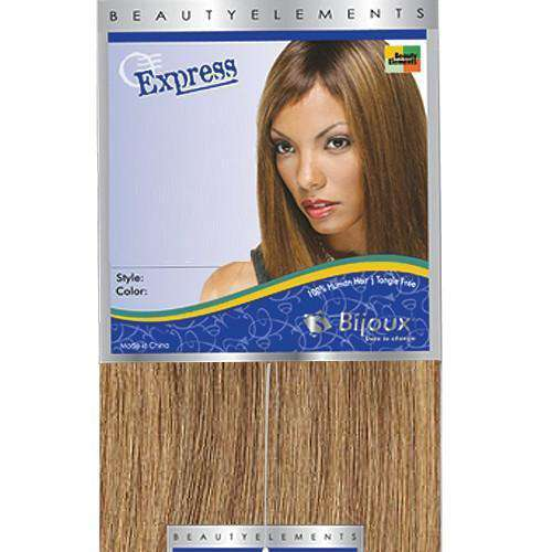 AMINCO Group Cortina Cabello Natural Bijoux Express Nro.1014