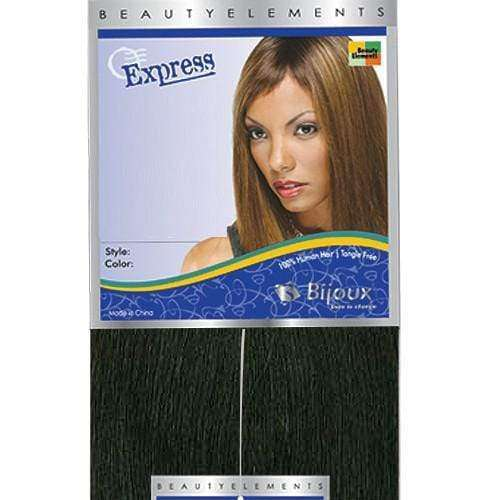 AMINCO Group Cortina Cabello Natural Bijoux Express Nro.1B