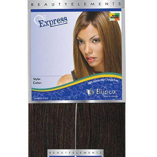 AMINCO Group Cortina Cabello Natural Bijoux Express Nro.2